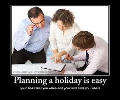 Holiday Meme - planning a holiday meme quotes