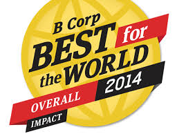 Best B 2014 Best For The World Overall Honorees