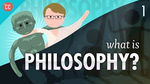 what is philosophy crash course philosophy 1 youtube