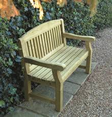 5ft Garden Bench Wooden 5 U0027 Garden Benchs Duncombe Sawmill Local And Uk Delivery