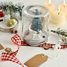 Winter Wonderland Diy Decorations - diy euer winterwonderland im glas