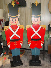 custom designed painted soldiers by judy mullins