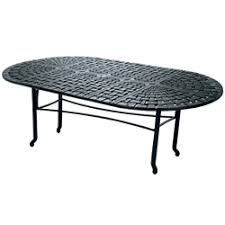 oval patio table dining tables usa outdoor furniture