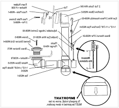 basin stopper replacement bathroom sink diagram remove drain parts