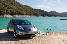 nissan canada red deer nissan leaf goes the distance in a wild drive across europe