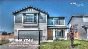 Cbh Homes Sienna 2248 Floor Plan