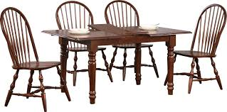 Butterfly Leaf Dining Room Table by Loon Peak Lockwood Butterfly Leaf 5 Piece Dining Set U0026 Reviews