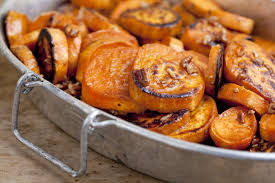 caramelized syrup sweet potatoes emerils