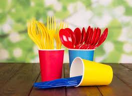 plastic ware says au revoir to non biodegradable plasticware mnn