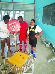 oudit shatters records on way to title guyana times