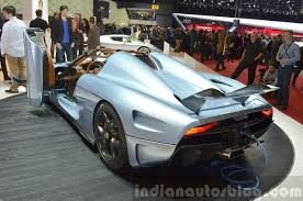 koenigsegg regera doors koenigsegg regera rear three quarter view at the 2015 geneva motor