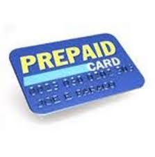prepaid card prepaid cards