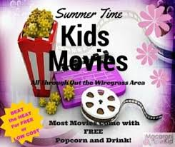 free or low cost summer time kid u0027s movies updated macaroni kid
