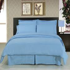 Bed In A Bag Duvet Cover Sets by Bed Sheet Set And Duvet Cover 1500 Series 0 00 Bonran Home