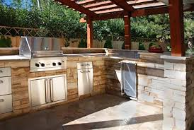 Small Outdoor Kitchen Design by Outdoor Kitchens The Tub Factory Long Island Tubs