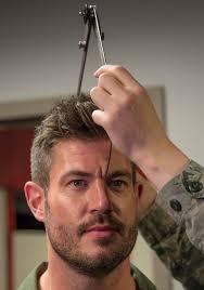 jesse palmer new haircut good morning america visits langley jesse palmer takes flight