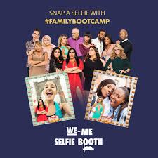 sweet booths all characters welcome marriage boot c reality family edition we tv