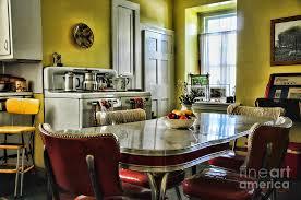 1950 kitchen furniture americana 1950 kitchen 1950s retro kitchen photograph by