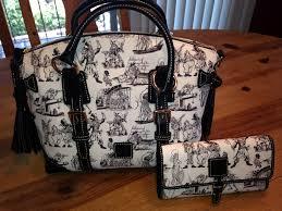 dooney and bourke disney pirates of the caribbean satchel purse