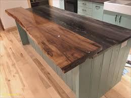 comptoir cuisine bois ahurissant cuisine comptoir bois frais meuble comptoir cuisine