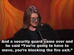 Mitch Hedberg Memes - mygifs stand up mitch hedberg donrickles