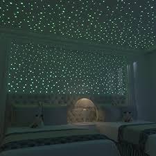 glow in the dark bedroom glow in the dark room decor amazon com