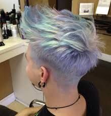 coloring pixie haircut opal hair hair goals pinterest opal hair hair coloring and