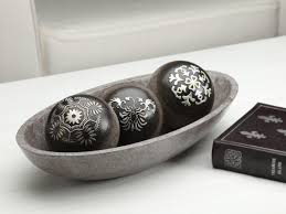 decorative bowls for tables hosley home dcor table top vases decorative bowls silver