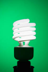 how do i dispose of used spiral fluorescent light bulbs