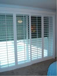 Plantation Shutters On Sliding Patio Doors Plantation Shutter For Sliding Doors Bi Fold Plantation Shutters
