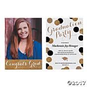 grad party invitations 2017 graduation party invitations custom invites
