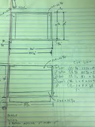 Kitchen Cabinet Making Plans Building Kitchen Cabinets U2013 Part 1 U2013 Mind The Gapp