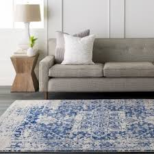 Brown And Blue Rug Rugs