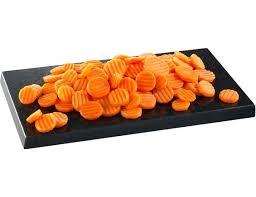 cuisiner des carottes en rondelles carottes en rondelles 1 kg surgelé livré chez vous par toupargel fr