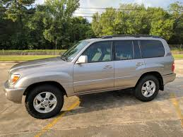 lexus lx for sale in houston for sale 2005 lc thunder cloud metallic for sale houston