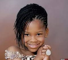 Haircuts For Little Girls 5 Cute Black Braided Hairstyles For Little Girls