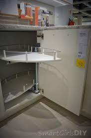 Install Kitchen Base Cabinets Corner Cabinet Ikea Kitchen Roselawnlutheran
