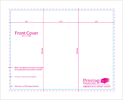 free printable brochure template 11 printable trifold templates