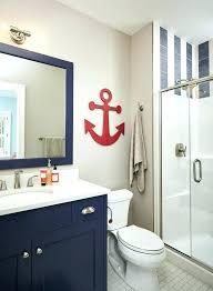 blue bathrooms decor ideas navy and white bathroom navy blue bathroom decor navy white