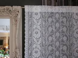 vintage white design enchanted garden readymade cotton lace