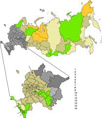 map quiz russia and the republics find the federal subjects of russia quiz by quantumrise