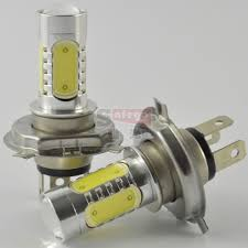Led Bulbs For Fog Lights by Aliexpress Com Buy 2pcs Led Lamp H4 Led Headlight H4 Power Led