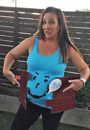 Pregnant Costumes 26 Best Maternity Halloween Costumes