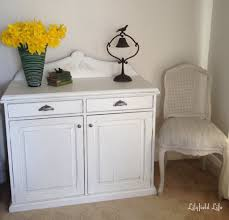 lilyfield life shabby chic white hall cupboard and my mum