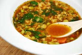 spicy egg drop soup recipe 1 points laaloosh
