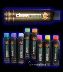 black light spray paint cnaerind clearneon invisible blacklight reactive spray paint