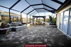 florida patio designs home and garden outdoor impressions it all starts with design