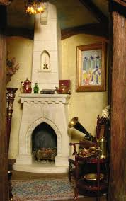 79 best dollhouse fireplaces images on pinterest dollhouse