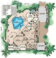mediterranean home floor plans plan 66023we award winning design bonus rooms sitting area and
