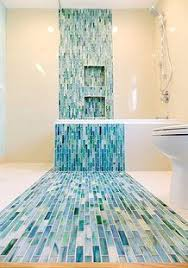 Best New Bathroom Designs Images On Pinterest Room Bathroom - Bathroom mosaic tile designs